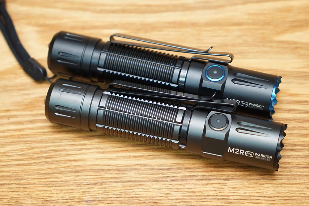 Olight M2R PRO WARRIOR