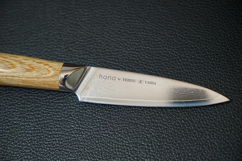 YebisYaibaの包丁 hana 皮むきナイフ